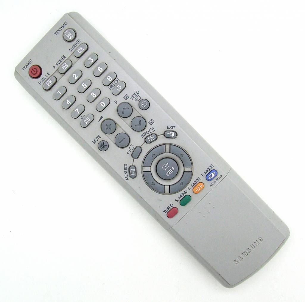 original remote control samsung aa59 00326 onlineshop. Black Bedroom Furniture Sets. Home Design Ideas