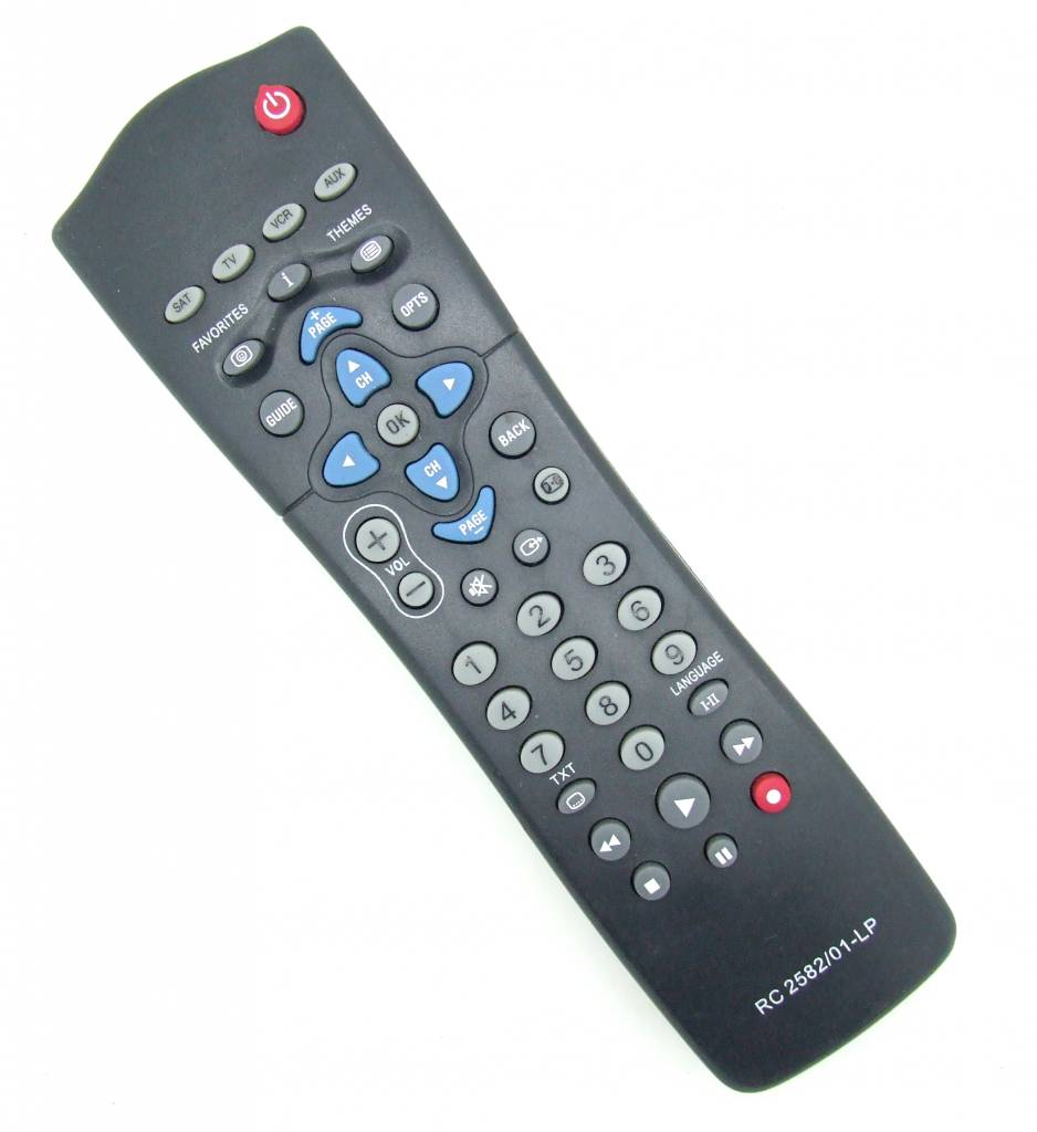 Philips Original remote control Philips RC 2582/01-LP Pilot