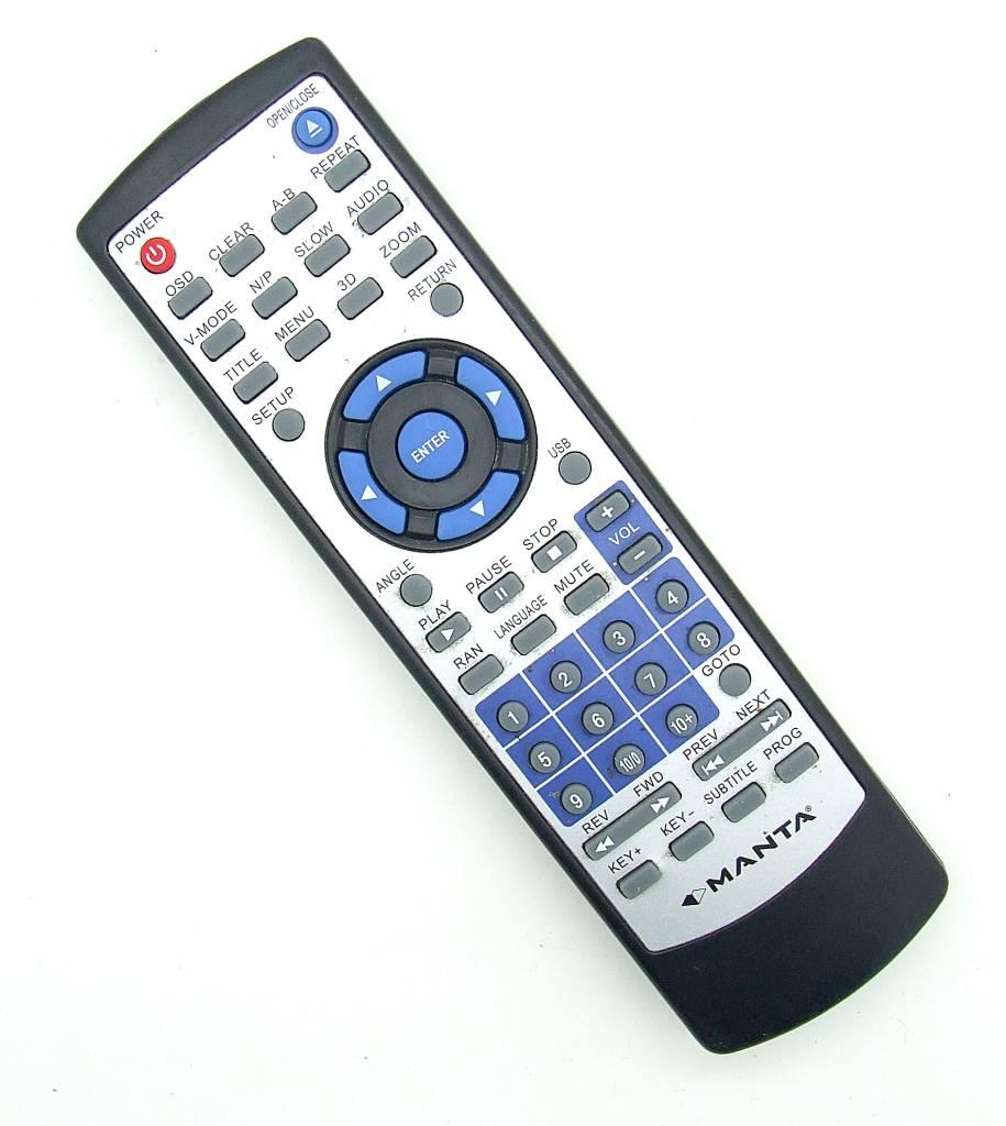 Manta Original remote control Manta DVD 066 Emperor Pilot