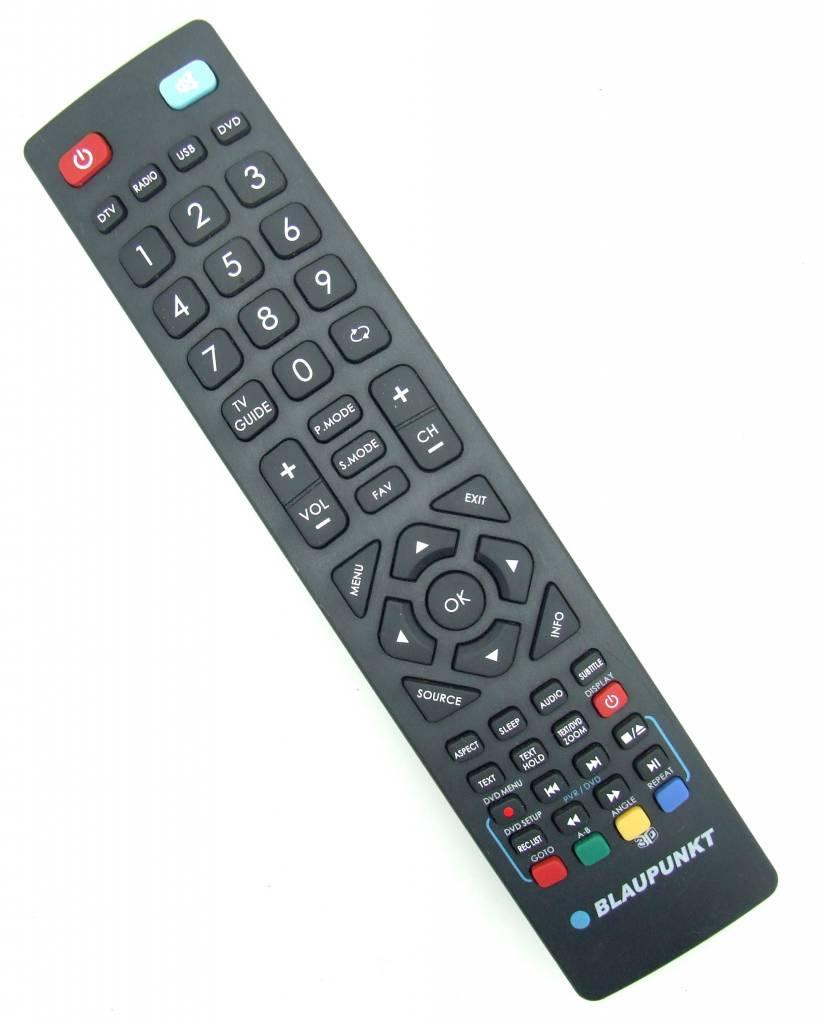original remote control blaupunkt tv 3d onlineshop for remote controls. Black Bedroom Furniture Sets. Home Design Ideas