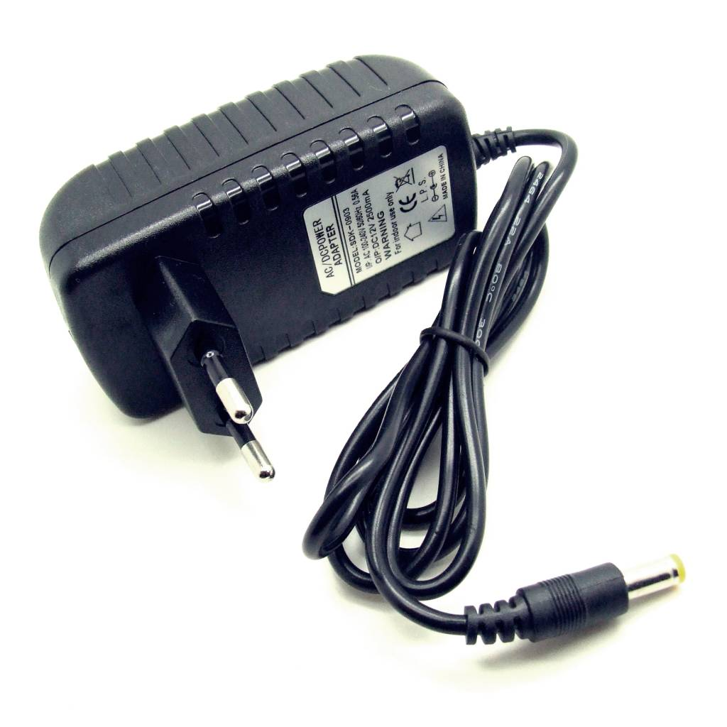 Ac dc adapter 12v
