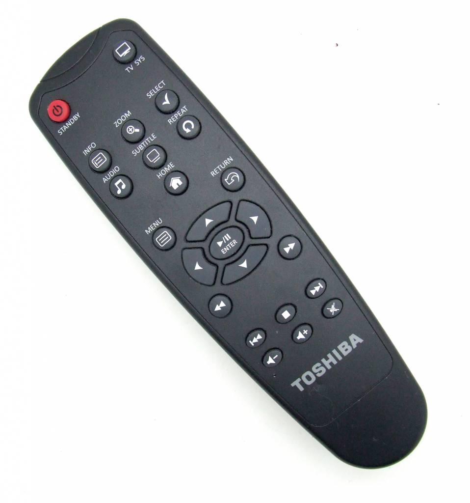 Original remote control for Toshiba Stor.E TV 2 Store Media Player on