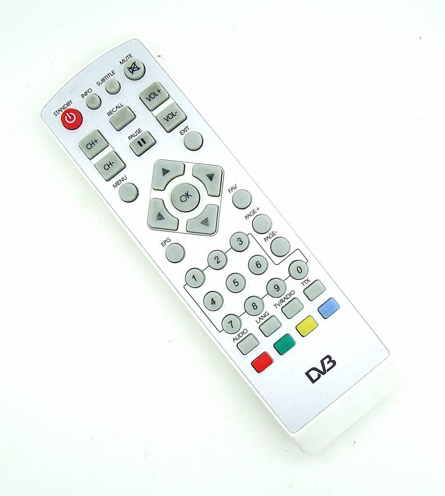 Original DVB remote control T180 for Sat-Receiver