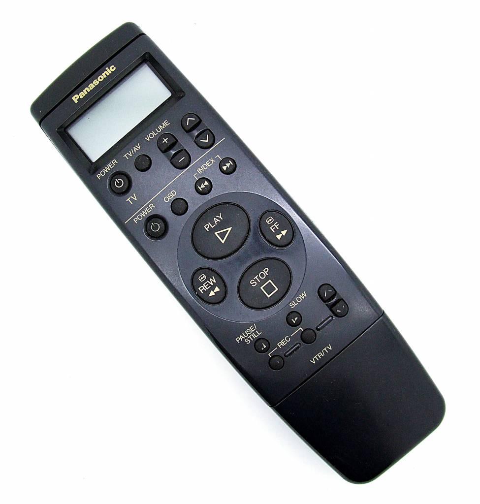 Panasonic Original Panasonic Fernbedienung VEQ1878 VTR/TV remote control