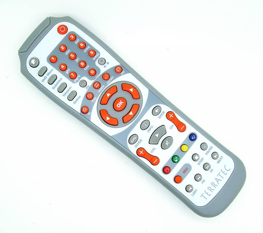 original terratec remote control universal remote control onlineshop for remote controls. Black Bedroom Furniture Sets. Home Design Ideas