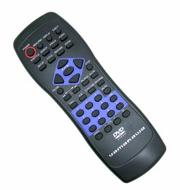 Original Yamakawa remote control for DVD Video