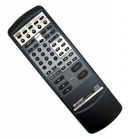 Sharp Original Sharp Fernbedienung CD-C900 RRMCG0275AFSA Infrared remote control Audio System