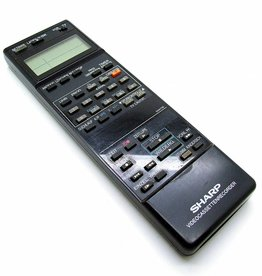 Sharp Original Sharp Fernbedienung G0417GE Videocassettenrecorder remote control