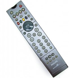 Philips Original Philips remote control 310420709551 RC2030/01B, RC 2030/01B Match Line universal remote control