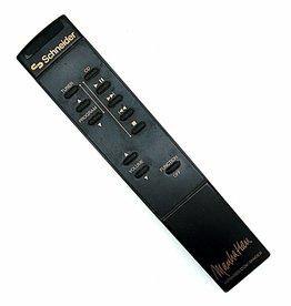 Schneider Original Schneider Manhattan CD Player remote control