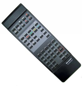 Philips Original Sharp Fernbedienung TV/VCR remote control