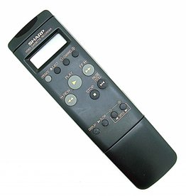 Sharp Original Sharp Fernbedienung G0849GE VCR remote control