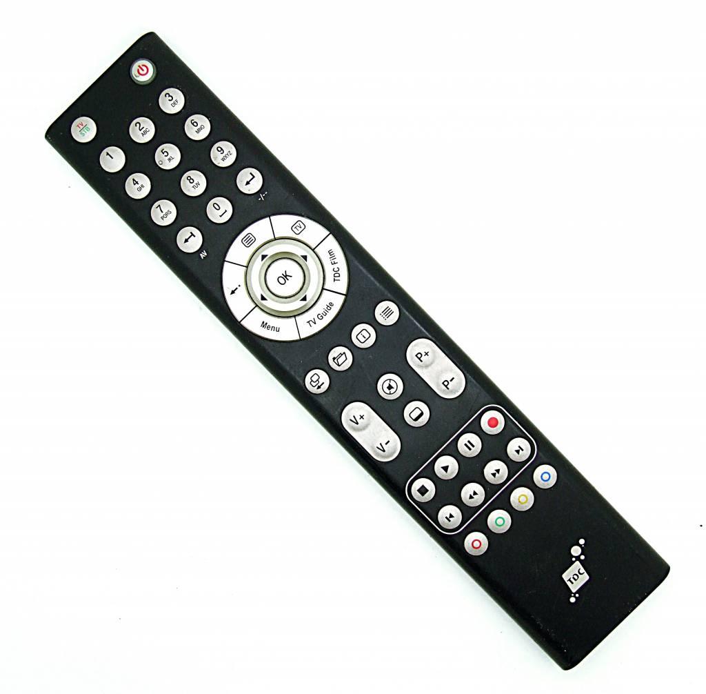 original tdc fjernbetjening tv stb remote control onlineshop for remote controls. Black Bedroom Furniture Sets. Home Design Ideas
