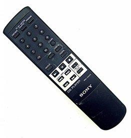 Sony Original Sony Fernbedienung RM-D420 CD-Player remote control