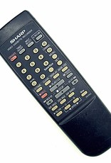 Sharp Original Sharp Fernbedienung G0131AJ Videorekorder remote control