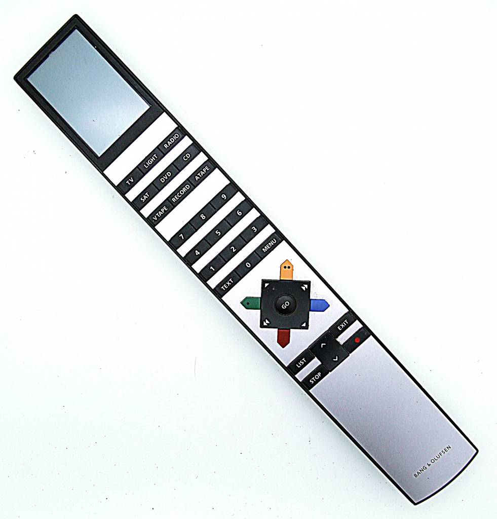 original remote bang olufsen beolink 4 remote control beo4 onlineshop for remote controls. Black Bedroom Furniture Sets. Home Design Ideas