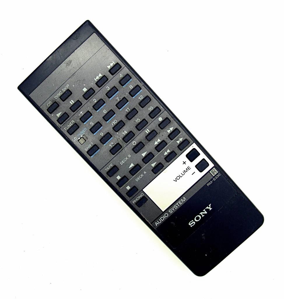 Sony Original Sony RM-S330 Audio System CD-Player remote control