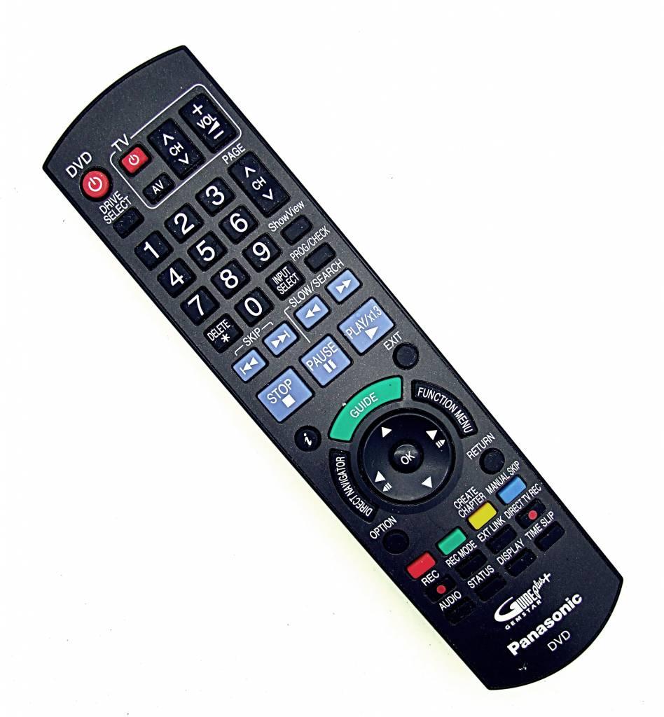 Panasonic Original Panasonic Fernbedienung N2QAYB000124 TV/DVD remote control