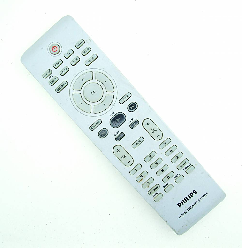 Philips Original Philips 242254900902 Home Theater System remote control