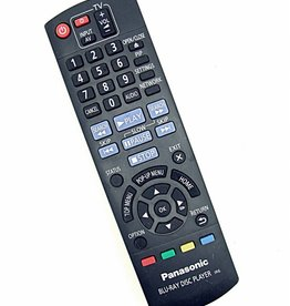 Panasonic Original Panasonic Blu-Ray Disc Player Fernbedienung N2QAYB000722 remote control