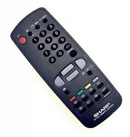 Sharp Original Sharp G1060SA TV/Video remote control
