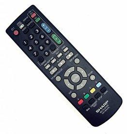 Sharp Original Sharp GA718WJPA TV HDMI remote control