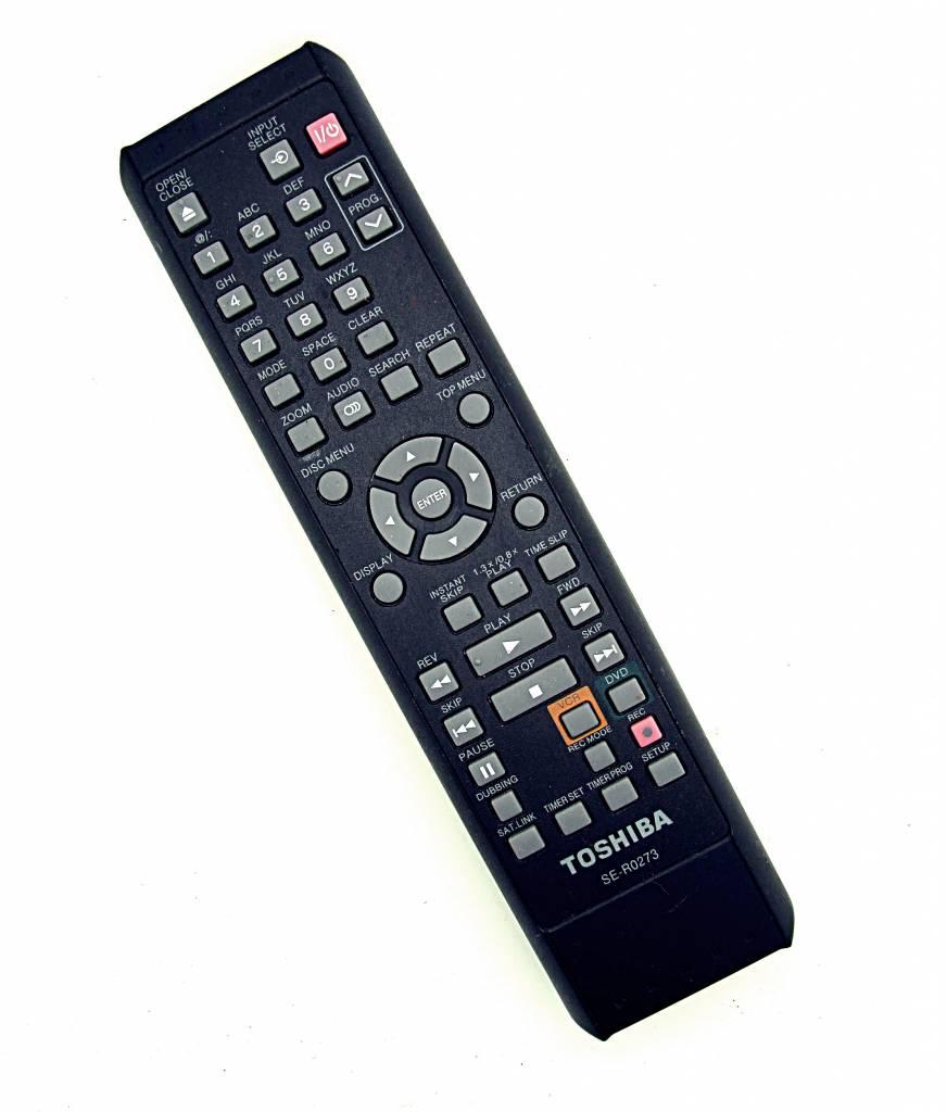Toshiba Original Toshiba Fernbedienung SE-R0273 remote control