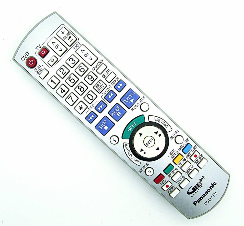 Panasonic Original Panasonic DVD/TV Fernbedienung EUR7659Y60 remote control