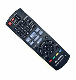 Panasonic Original Panasonic Fernbedienung N2QAYB000869 Blu-Ray Disc Player remote control