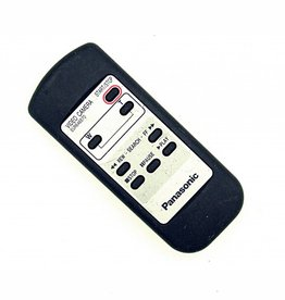 Panasonic Original Panasonic Fernbedienung EUR646570 Video camera remote control