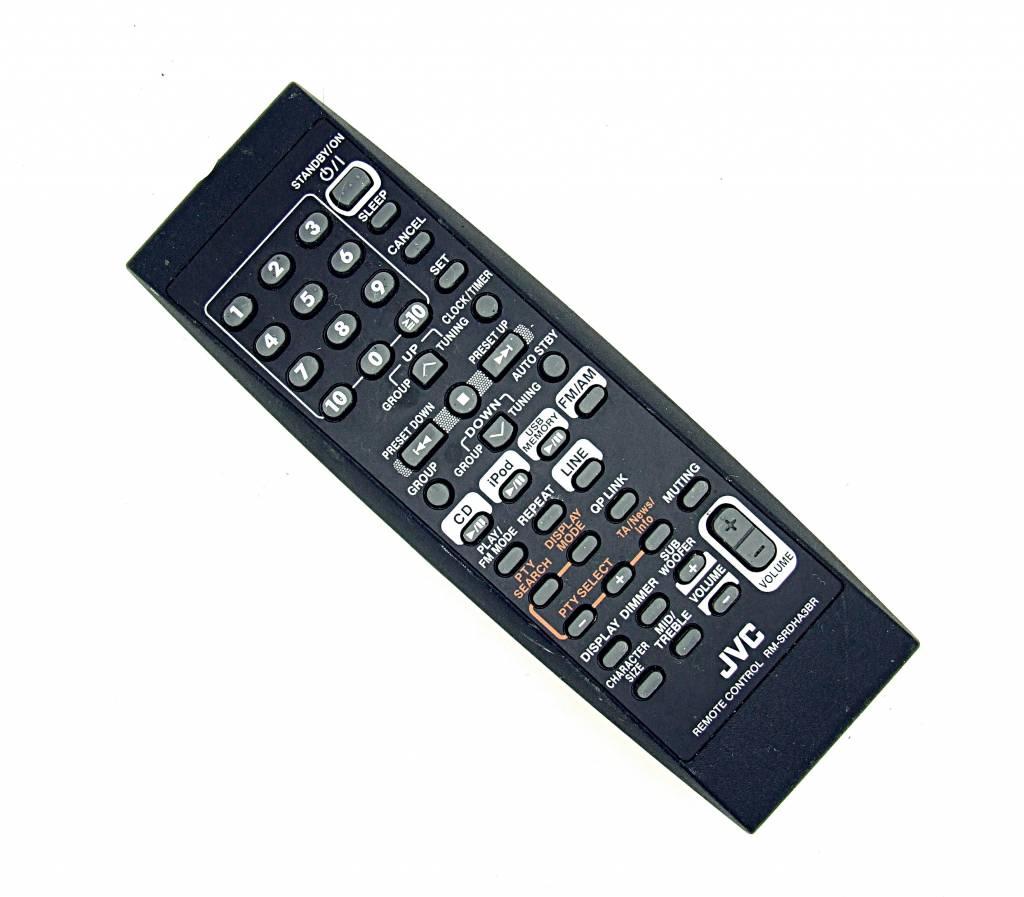JVC Original JVC RM-SRDHA3BR Audio + Hifi remote control