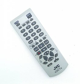 JVC Original JVC VCR/TV Fernbedienung LP21138-006 remote control