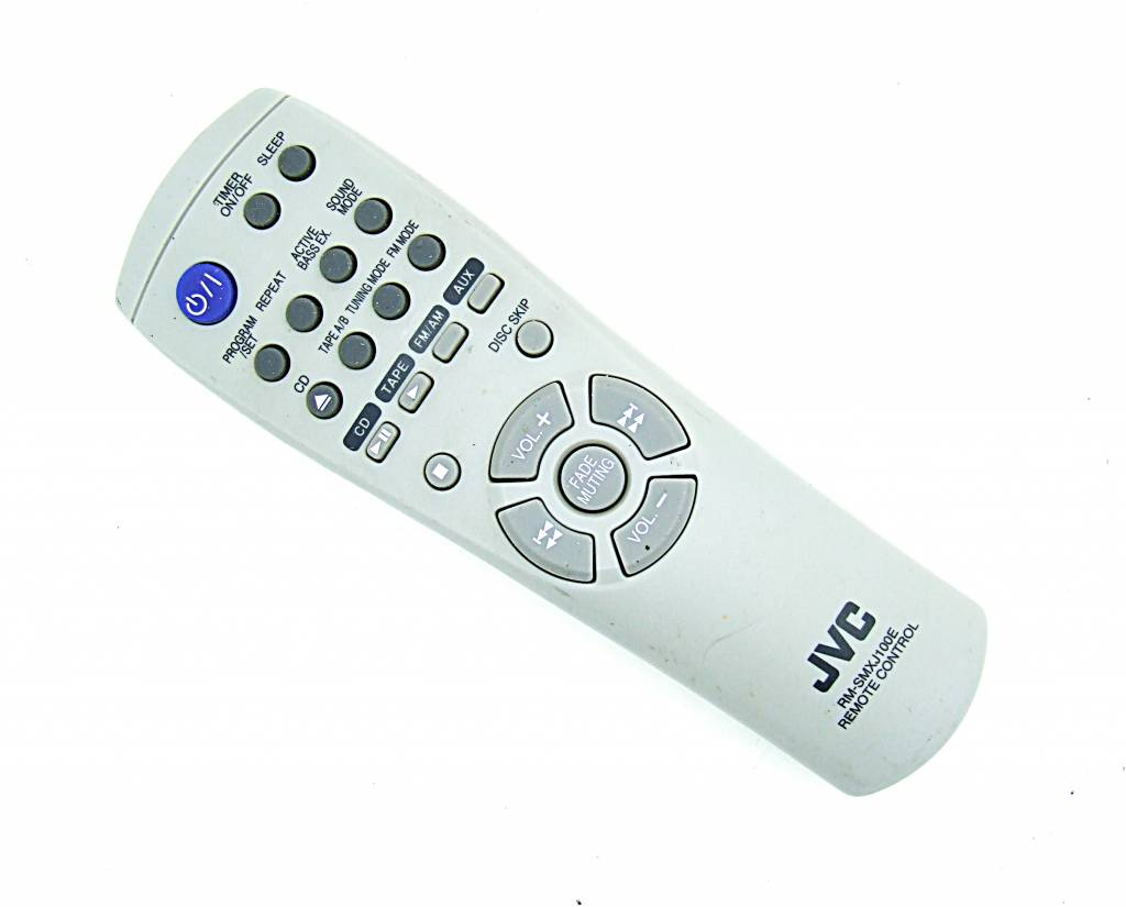 JVC Original JVC Fernbedienung RM-SMXJ100E remote control