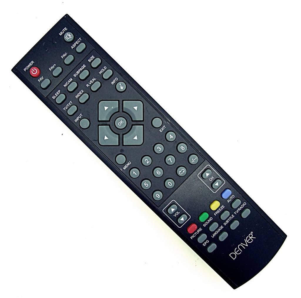 Original Denver LED-2453MC TV Remote Control