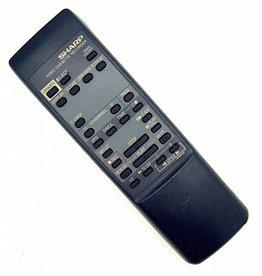 Sharp Original Sharp Fernbedienung G0960GE VCR remote control