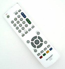 Sharp Original Sharp Fernbedienung LCDTV 010190 remote control
