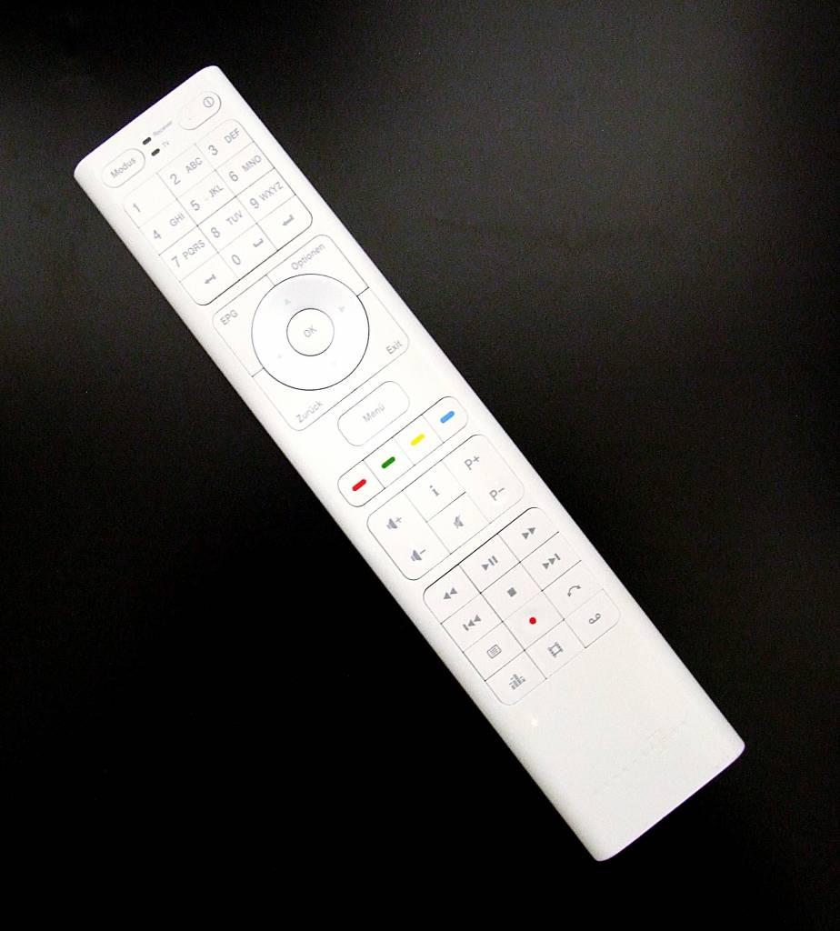 T-Home Original T-Home Fernbedienung Telekom Media Receiver MR 500 / 303 / 102 weiss