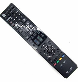 Sharp Original Sharp Fernbedienung GB010WJSA AQUOS remote control