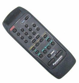 Panasonic Original Panasonic remote control EUR642162 CD Radio Cassette remote control