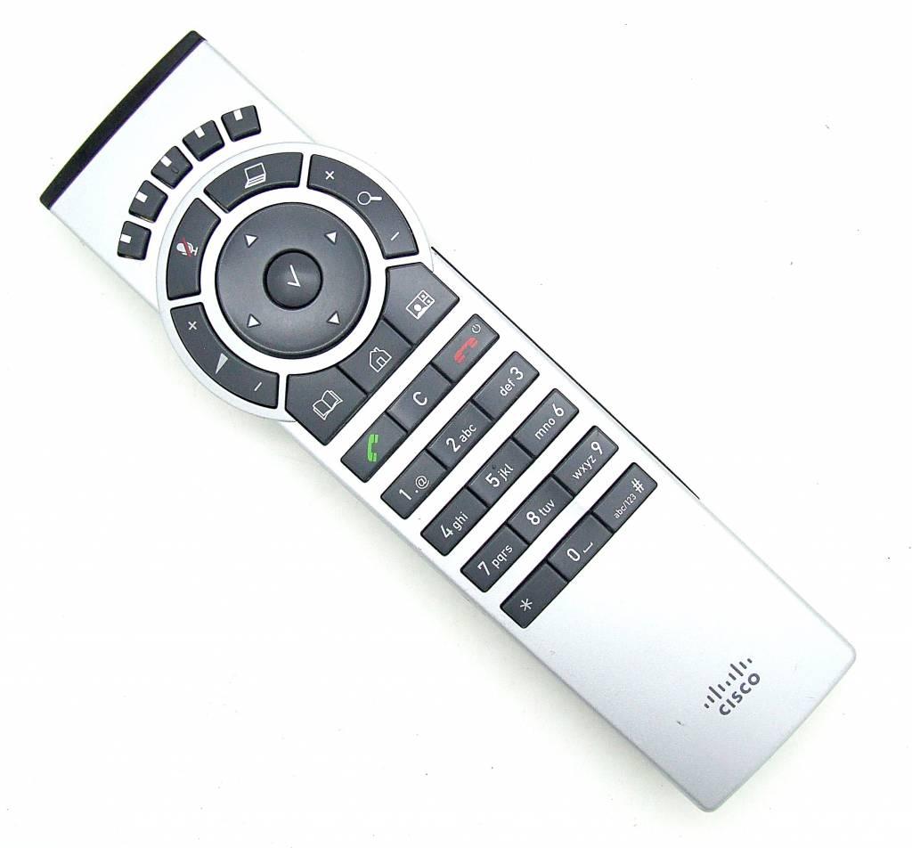 Original Cisco remote control A2A105D21725 TRC V remote control