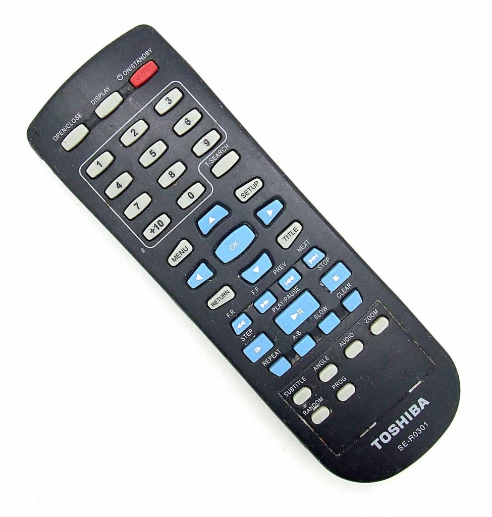 Original Toshiba Remote Control Se R0301 Remote Control