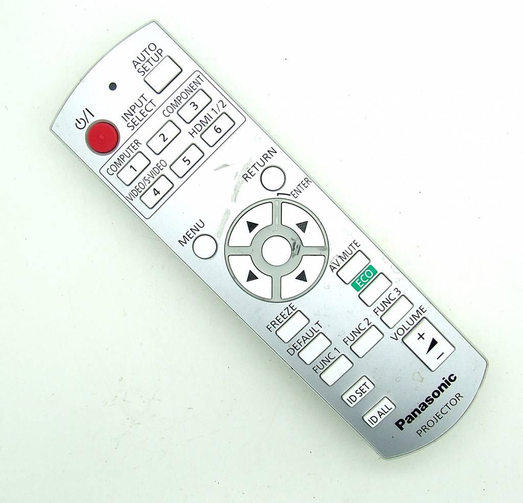 Panasonic Original Panasonic remote control N2QAYB000696 Projektor remote control