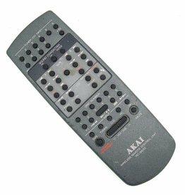 Akai Original Akai remote control RC-S630 Wireless remote control unit Tuner/CD 10KEY
