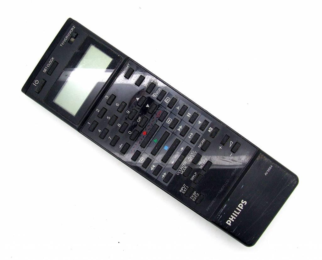 Philips Original Philips remote control AV5684 infrared remote control