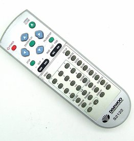 Daewoo Original Daewoo remote control S2122 international remote control
