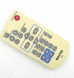 Sanyo Original Sanyo Fernbedienung CXZR remote control