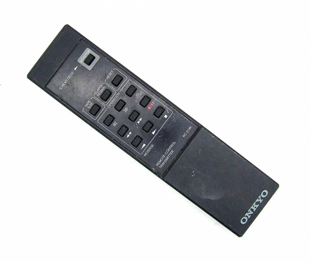 Onkyo Original Onkyo Fernbedienung RC-214K remote control