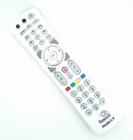 Humax Original Humax Fernbedienung RM-I08U freesat remote control weiß