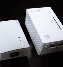 TP-LINK TL-WPA4220Kit AV500 WIFI WLAN Powerline Adapter Netzwerkadapter