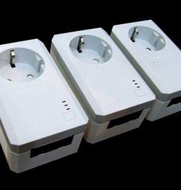 TP-LINK TL-PA4020PTKIT 500Mbps Powerline Adapter TL-PA4020PTKIT 3er Set